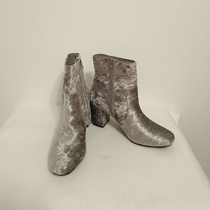 Hippie laundry silver boots